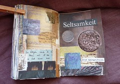 Collage Book 2019 (LaWendeltreppe) Tags: collages