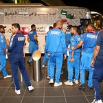kuwait National Team arrives to hamad airport 24-11904