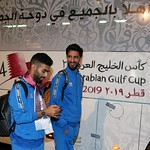 kuwait National Team arrives to hamad airport 24-11859