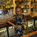 DSC_0852 Troy Bar Reggae Thursday Hoxton Street Shoreditch London with Beautiful Somali Kay Service with a Smile a Wonderful Bartender. Thanks for great service most appreciated