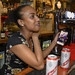 DSC_0844 Troy Bar Reggae Thursday Hoxton Street Shoreditch London Beautiful Somali Kay Service with a Smile a Wonderful Bartender