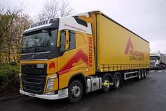 Photo of Volvo FH4 - Thurrock