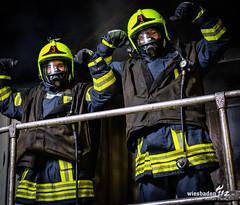 2019-07-12 Usingen Heißbrandausbildung (Wiesbaden112.de) Tags: usingen feuerwehr übung heis brand feuer firebrigade firedepartment rescue burning colors night hessen 112 mannschaft team