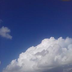 Clouds (el3beid) Tags: sky cloud clouds white blue water spring winter rain raining vabour steam weather