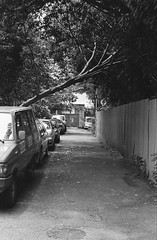 000121470006 (雅布 重) Tags: ilfordp3 nikon f100 nikkor 50mm f14d 400 trafficsurveillance film snap street taiwan taipei 2019 b&w