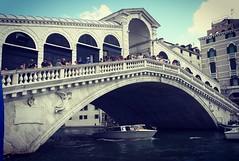 Pont du Rialto (DominiqueSz) Tags: pont rialto venise italie