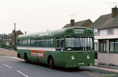 Photo of VLW105G National Bus Company London Country Bus Services LCBS MB105