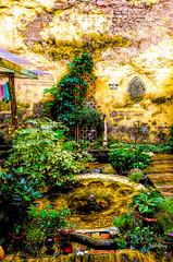 Secret-Garden_P1020189 (Mel Gray) Tags: riga latvia travel cafe garden