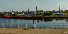 Daugava-River (Mel Gray) Tags: riga latvia travel daugavariver river