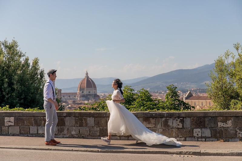 """""""義大利婚紗,佛羅倫斯婚紗,婚紗攝影,教堂婚紗,海外婚紗,歐洲婚紗,旅拍婚紗,佛羅倫斯旅拍"""""""