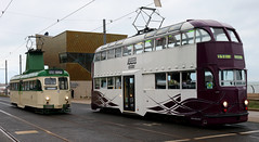 Photo of Trams: Blackpool Transport: 700 North Pier
