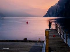RIVA DEL GARDA (Roberto.mac.) Tags: lamour rivadelgarda lago colori natura casette natale