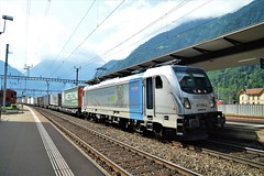 DGS 41022 Melzo Scalo - Venlo (Marcel Weich) Tags: 187005 blscargo bombardier dgs41022 ukv41022 txlogistik railpool erstfeld uri gotthard ukvzug traxx