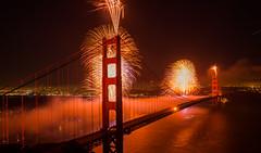 On a Night Like This (Thomas Hawk) Tags: 75thbirthdaygoldengatebridge america batteryspencer california goldengatebridge marin marinheadlands sanfrancisco usa unitedstates unitedstatesofamerica bridge fireworks millvalley fav10 fav25 fav50 fav100