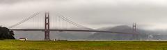 GG bridge, San Francisco, CA (MiguelVP) Tags: goldengate panos bridge fog sanfrancisco