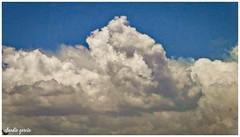 Revolviendo la tarde / Stirring the afternoon (Claudio Andrés García) Tags: nubes clouds cielo sky skyscape naturaleza nature primavera spring fotografía photography shot picture cybershot flickr