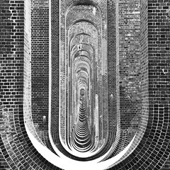 Charmed existence (Arni J.M.) Tags: architecture viaduct charmedexistence bricks arches balcombeviaduct ousevalleyviaduct johnurpethrastrick ousevalley sussex england uk