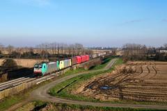 483 010 (Paolo Brocchetti) Tags: paolobrocchetti treno ferrovia bahn rail merci panasonic gx80 483010
