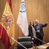 Joaquín García Díez en el encuentro parlamentario de la UIP, con ocasión de la 25 Conferencia de las Naciones Unidas sobre el Cambio Climático (COP25). (10/12/2019)