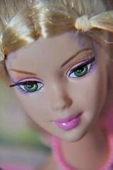 Barbie Fairytopia Elina (Egreske) Tags: barbiefairytopiaelina barbiedoll barbie doll toy pink face spring eyelashes nikond90