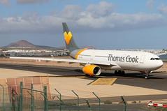 G-MDBD_02 (GH@BHD) Tags: gmdbd airbus a330 a332 a330200 a330243 thomascookairlines arrecifeairport lanzarote tcx ace gcrr arrecife aircraft aviation airliner