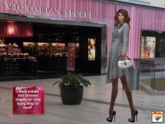 Christmas Shopping (Brandy Madison) Tags: themix truthhair kccouture br