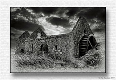 Photo of The Old Mill, Isle of Tiree, Scotland.