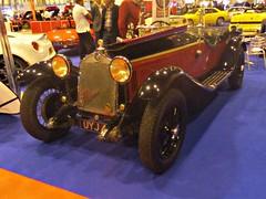 004 Alfa Romeo 6C-1750 (1931) (robertknight16) Tags: alfaromeo italy italian 1930s 6c1750 sportscar nec nec2015 uyj489