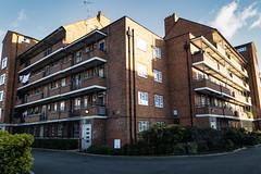 Denbury House, Bow (London Less Travelled) Tags: uk unitedkingdom britain england london eastlondon city urban suburban suburbia suburb suburbs bow towerhamlets house housing socialhousing denbury