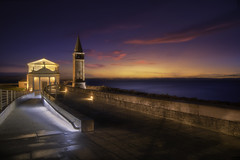 Caorle(Italy) (Maurizio Fecchio) Tags: italy italia landscape seascape sky longexposure lights sunrise morning travel church atmosphere nopeople haidafilters haidafiltersitalia haida nikon