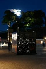 Moonlight at the opera part 1, Sydney, Australia (kennethbarker59240) Tags: sonyphotographing australia sydney