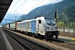 DGS 41022 Melzo Scalo - Venlo (Marcel Weich) Tags: 187005 blscargo bombardier dgs41022 ukv41022 txlogistik erstfeld uri gotthard railpool ukvzug traxx