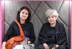 Екатерина Асонова и Ольга Бухина (Фотогалерея РГДБ) Tags: ргдб библиотека ibby people library rgdb