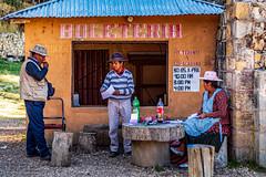 Isla del Sol in Bolivia (13) (Polis Poliviou) Tags: bolivia bolivians bolivar puno peru titicaca peruvian peruvians inca laketiticaca floatingislands latinamerica spanishempire southamerica incaempire travelphotos ©polispoliviou2019 polispoliviou polis poliviou travelphotography titicacaphotography incaruins islandofthesun punocity punoregion ancient travel vacations holiday punoperu america traveldestination titicacadestination christianity history unesco tourism heritage architecture lagotiticaca masterpiece romantic romance antithesis colonial andes columbian isladelsol historical llamas alpacas uros borderofbolivia highestnavigablelake highestlake aymara copacabanabolivia urospeople hunting fishing andean altitude lapaz lapazbolivia kasani borders