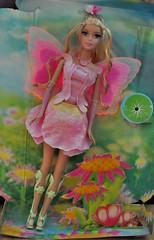 Barbie Fairytopia Elina (Egreske) Tags: barbiedoll barbie barbiefairytopiaelina doll toy fairy fairytale pink wings light glassfiber spring nikond90