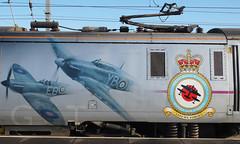Photo of LNER 91110 - Peterborough