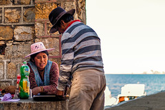 Isla del Sol in Bolivia (21) (Polis Poliviou) Tags: bolivia bolivians bolivar puno peru titicaca peruvian peruvians inca laketiticaca floatingislands latinamerica spanishempire southamerica incaempire travelphotos ©polispoliviou2019 polispoliviou polis poliviou travelphotography titicacaphotography incaruins islandofthesun punocity punoregion ancient travel vacations holiday punoperu america traveldestination titicacadestination christianity history unesco tourism heritage architecture lagotiticaca masterpiece romantic romance antithesis colonial andes columbian isladelsol historical llamas alpacas uros borderofbolivia highestnavigablelake highestlake aymara copacabanabolivia urospeople hunting fishing andean altitude lapaz lapazbolivia kasani borders