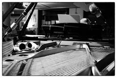 Philip Thomas plays Morton Feldman & Christian Wolff @ Cafe Oto, London, 9th December 2019 (fabiolug) Tags: soundcheck philipthomas mortonfeldman christianwolff pianist piano composition avantgarde cafeoto london dalston music gig performance concert live livemusic leicammonochrom mmonochrom monochrom leicamonochrom leica leicam rangefinder blackandwhite blackwhite bw monochrome biancoenero 35mmsummicronasph 35mmf2summicronasph summicronm35mmf2asph summicron35mmf2asph 35mm summicron leicasummicron leica35mm reflection pianoreflection pianoreflections innerpiano pianostrings