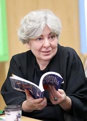 Ольга Бухина, переводчик, эссеист, литературный критик, специалист по детской литературе (США) (Фотогалерея РГДБ) Tags: ргдб библиотека ibby people library rgdb