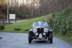 HERO LE JOG Rally 2019 (<p&p>photo) Tags: 7 green 1930s 30s thirties 1937 derbybentley bentleyderby425 derbybentley4¼ bentleyderby4¼ bentley derby 4¼ vg9900 car auto autosport historic voiture vehicle rally sport retro classics classiccars classiccar classic motorsport historicendurancerallying organisation historicendurancerallyingorganisation endurance rallying hero december 2019 december2019 worldcars emilyanderson