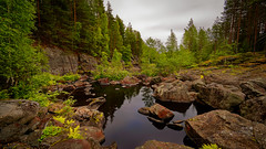 Suna river (中村巌) Tags: river forest pond nature rock stones canyon cloudy река лес природа скала камни каньон 川 森 林 湖 岩 石 曇り 雲 自然 nikon d5300