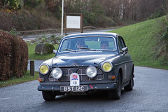 HERO LE JOG Rally 2019 (<p&p>photo) Tags: 18 grey 1960s 60s sixties 1965 volvoamazon volvo amazon bst12c pauldyas dyas martyntaylor taylor car auto autosport historic voiture vehicle rally sport retro classics classiccars classiccar classic motorsport historicendurancerallying organisation historicendurancerallyingorganisation endurance rallying hero december 2019 december2019 worldcars