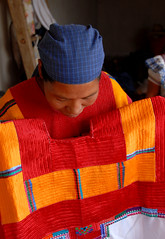 Chiapas Mexico Maya Huipil (Ilhuicamina) Tags: maya chiapas vestimenta huipils ropa clothing textiles amatenango mujer woman