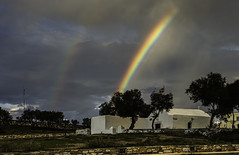 B5D_3356 Shine a Light (foxxyg2) Tags: rain clouds rainbow αγίουγεωργίου church churches chapels orthodox greek greekorthodox naxos cyclades greekislands islandhopping islandlife greece weather