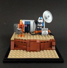 Separatist Command Post
