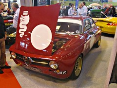 008 Alfa Romeo GTAm Replica (1970) (robertknight16) Tags: alfaromeo italy italian 1970s gtam autodelta alfaromeo105 nec nec2015 tux123h