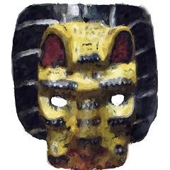 """""""Masks of Guatemala 01"""" by QUANOID, enjoy and share. #art #digitalart #painting #mask #masks #masksofguatemala #decor #arte #artedigital #pintura #mascara #mascaras #mascarasdeguatemala #decoracion (thequanstore) Tags: art digitalart painting mask masks masksofguatemala decor arte artedigital pintura mascara mascaras mascarasdeguatemala decoracion"""