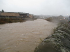 Photo of River Teviot at Commercial Road