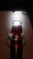 'Tealight' (Bilkent University, Ankara) (Steve Hobson) Tags: bilkent university ankara tea sunlight glass