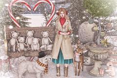 Long Winter (Gabriella Marshdevil ~ Trying to catch up!) Tags: secondlife jian genus arcade